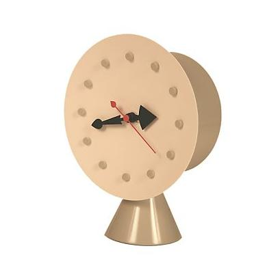 Made From Lacquered Metal, This Sculptural Clock Is One Of A Series Created  By Modernist Designer George Nelson Between 1948 And 1954.
