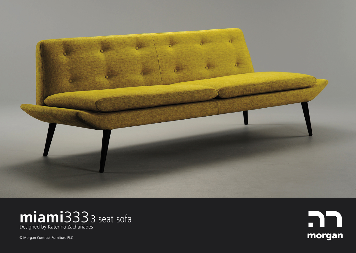 Sofa twenty first century retro Retro loveseats