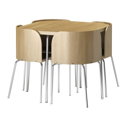 the retro inspired fusion table and chairs from ikea are not a new